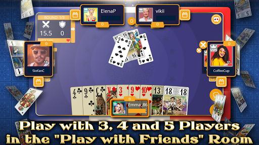 VIP Tarot - Free French Tarot Online Card Game 3.7.5.30 screenshots 2