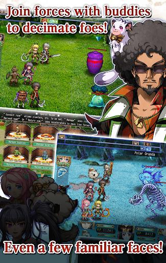 RPG Fernz Gate apkpoly screenshots 4