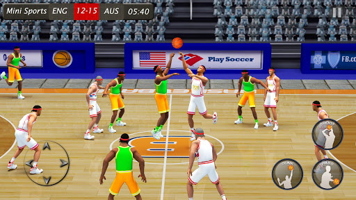 Basketball Hoops Stars: Basketball Games Offline android2mod screenshots 2