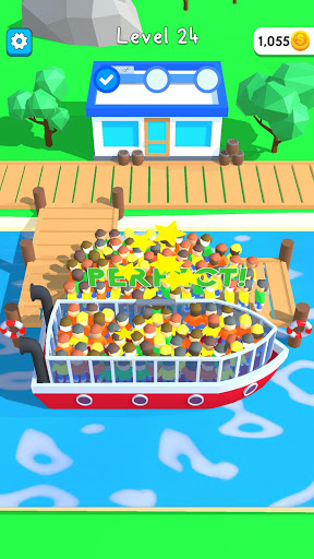 Hyper Boat modavailable screenshots 4