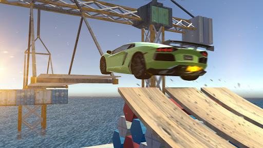 Aventador Driving And Race 0.4 screenshots 2