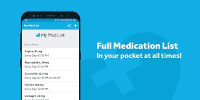 Groove Health: Medication Reminder & Tracker