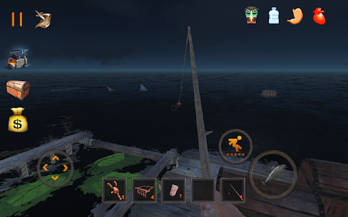 Ocean Survival: Ultimate MOD Apk 9.9.9 (Unlimited Money) 1
