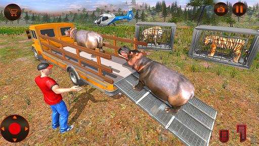 Wild Animals Transport Simulator:Animal Rescue Sim 1.0.24 Screenshots 23