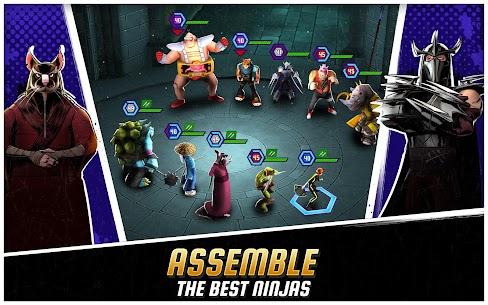 Ninja Turtles: Legends Mod Apk 1.20.0 (Unlimited Money) 8