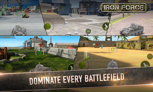 Iron Force  screenshots 4
