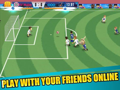 Furious Goal(Ultimate Soccer Team) screenshots 6