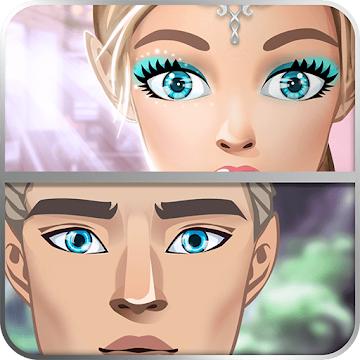 Captura de Pantalla 1 de Princesa Elfa Amor en la secundaria para android