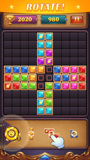 Block Puzzle: Diamond Star Blast 2.2.0 Screenshots 5