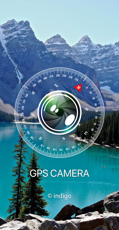 GPS Camera Photo Stamp (Coord - UTM, MGRS USNG)  poster 0