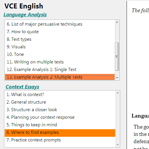 VCE English For PC Windows (7, 8, 10 and 10x) & Mac Computer