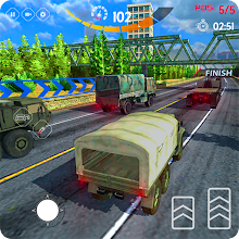Army Truck Racing Game 3D - New Games 2021 APK