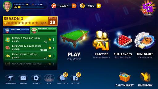 Snooker Elite 3D screenshots 5