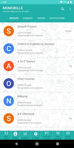 Invoice Maker | Billing Software | Catalogue Maker  screenshots 1