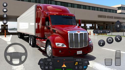 Truck Simulator : Ultimate Apkfinish screenshots 14