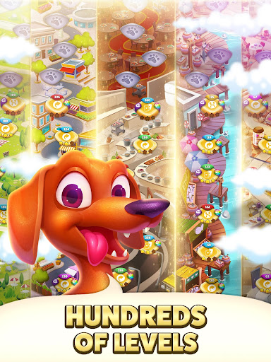 Solitaire Pets Adventure - Free Solitaire Fun Game  screenshots 16