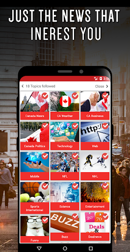 Canada Breaking News & Local News For Free 10.5.15 screenshots 7