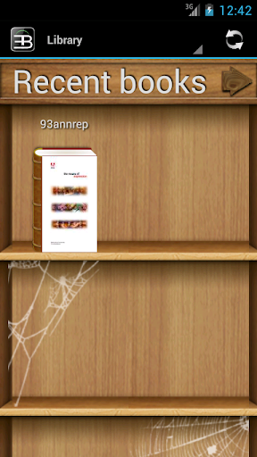 EBookDroid - PDF & DJVU Reader Apk 1