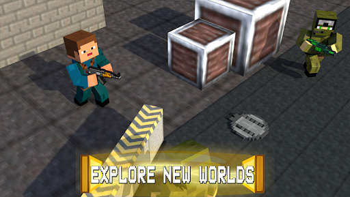 Diverse Block Survival Game  screenshots 10