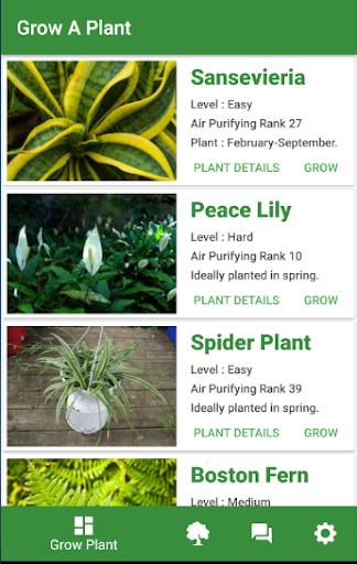 Purify - Grow Plants 1.4 Screenshots 1