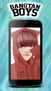 BTS Fanart Wallpapaers  For Pc, Windows 10/8/7 And Mac – Free Download 2