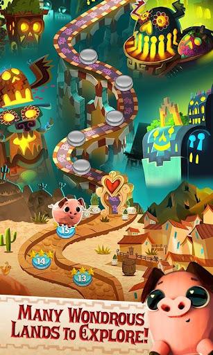 Sugar Smash: Book of Life - Free Match 3 Games.  screenshots 3