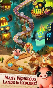 Sugar Smash: Book of Life – Free Match 3 Mod Apk (Infinite Lives + Money) 3