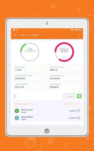 Monthly Budget Planner & Daily Expense Tracker apktram screenshots 9