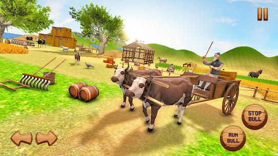 Real Farming Tractor Farm Simulator  Tractor Games Apk 3