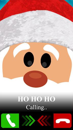 fake call Christmas 2 game 5.0 screenshots 1