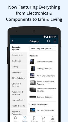Newegg - Shop PC Parts, Graphic Cards, Tech & More  Screenshots 3