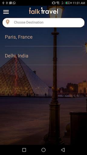 Talk Travel 2.4 Screenshots 2