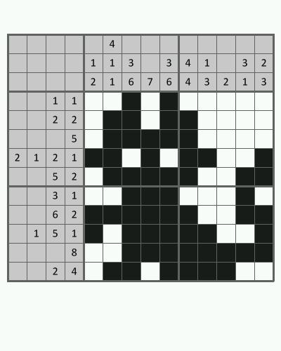 Nonograms Picross 278 screenshots 1
