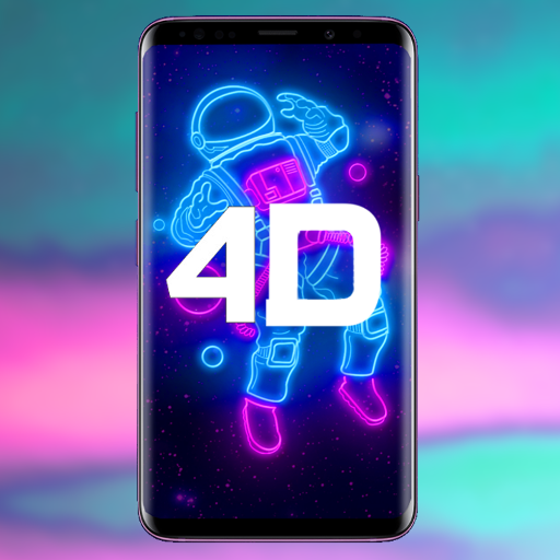 4D Parallax Wallpaper - 3D HD Live Wallpapers 4K