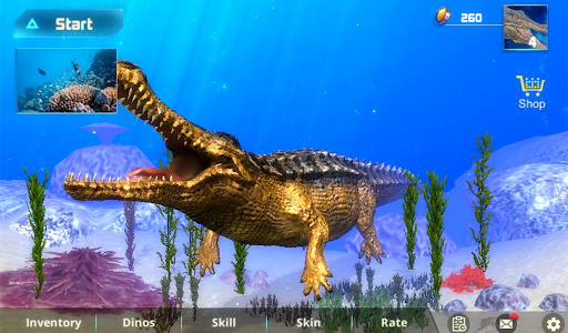 Sarcosuchus Simulator screenshots 9