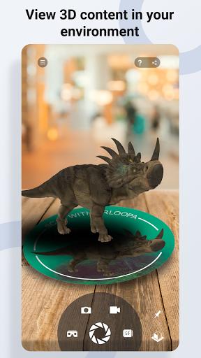 ARLOOPA: Augmented Reality 3D AR Camera, Magic App 3.5.0 Screenshots 7