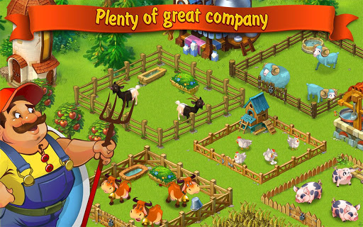 Farm games offline: Village farming games 1.0.45 screenshots 10