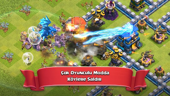Clash of Clans MOD APK 3