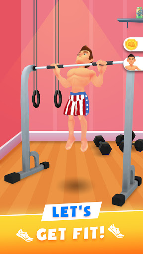 Idle Workout Master - MMA gym fitness simulator android2mod screenshots 3