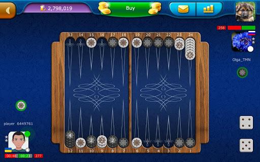 Backgammon LiveGames - live free online game 4.01 screenshots 24