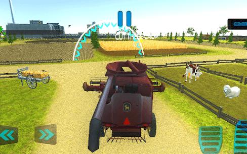 Free Ray' s Farming Simulator 2021 Real Tractor Drive 4