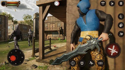 Ninja Assassin Warrior: Arashi Creed Shadow Fight 2.0.7 screenshots 11