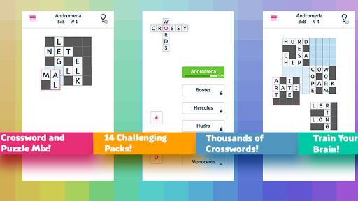 Crosswords Pack (Crossword+Fill-Ins+Chainword) screenshots 5