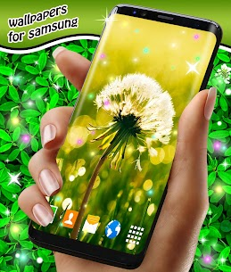 Live Wallpaper for Samsung ⭐ Spring HD Wallpapers 6.5.1 Android Mod + APK + Data 2
