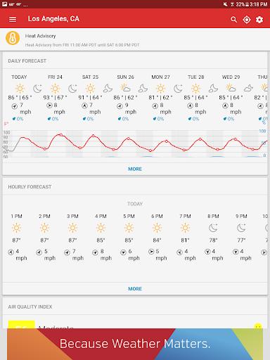 Weather data & microclimate : Weather Underground  Screenshots 19