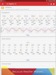 Weather data & microclimate : Weather Underground 11