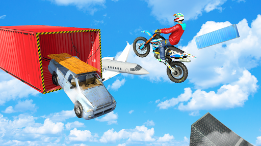 Mega Real Bike Racing Games - Free Games apkpoly screenshots 19