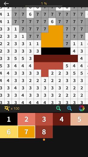 Color by number & Pixel art screenshots 3