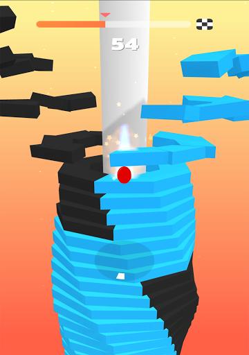 Helix Stack Blast 3D u2013 Smash Jump Ball Tower Fall 1.0.5 screenshots 17