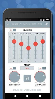 音楽イコライザー低音ブースターとボリュームブースターのおすすめ画像4